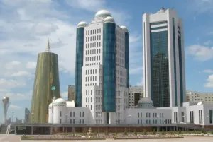 Сенат Парламента Республики Казахстан начал свою работу