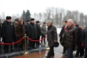 МПА СНГ почтила память погибших во время блокады Ленинграда