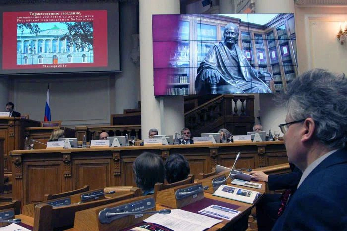 В Таврическом дворце собрались библиотекари стран Содружества