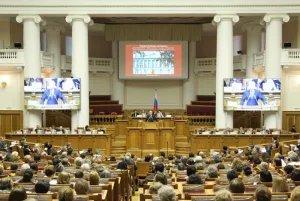 Алексей Сергеев: Мы ценим помощь РНБ в подготовке модельных законодательных актов в сфере культуры