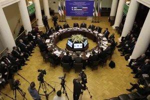 В Таврическом дворце обсудили вопросы антинаркотического сотрудничества
