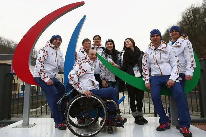 Паралимпийский Сочи 2014 встречает гостей