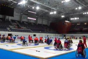 Сочи 2014. Третий день XI зимних Паралимпийских игр