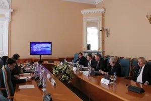 В штаб-квартире МПА СНГ обсуждали вопросы космического пространства