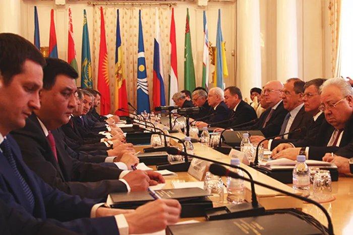 В Москве прошло очередное заседание Совета министров иностранных дел СНГ