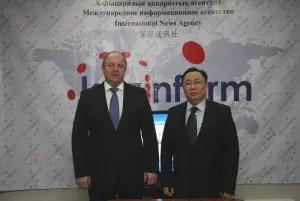 Информационные агентства Республики Беларусь и Республики Казахстан договорились о сотрудничестве