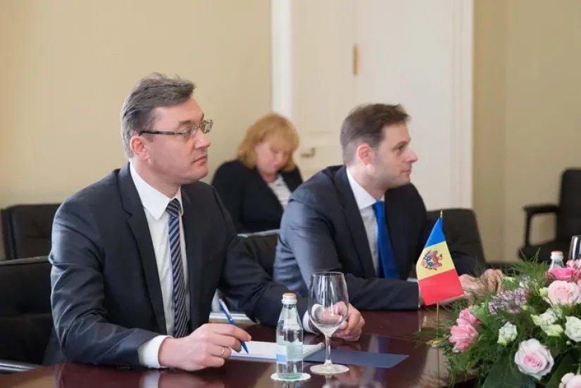 Валентина Матвиенко встретилась с Игорем Корманом