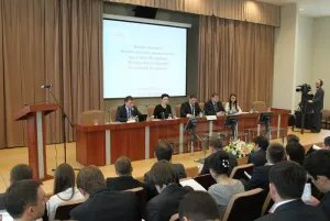 В Парламентском центре МПА СНГ собрались молодые законодатели