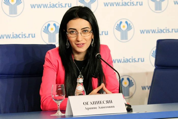 Арпине Оганнесян:  «Молодежная политика становится важным рычагом развития потенциала подрастающего поколения»