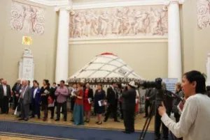 Дни кыргызской культуры прошли в Таврическом дворце