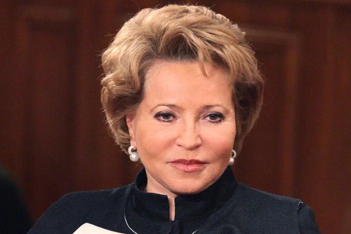 Валентина Матвиенко поздравила ветеранов