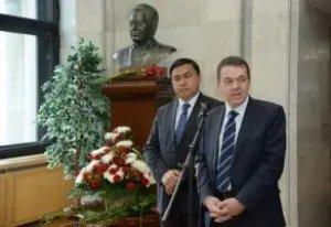 «Российские ученые об эпосе Манас» - научная конференция прошла в Санкт-Петербурге