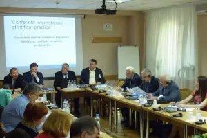 В Кишиневе прошла международная научно-практическая конференция