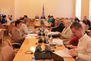 В штаб-квартире МПА СНГ собрались парламентарии и эксперты