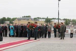 Делегация МПА СНГ приняла участие в праздновании Дня города