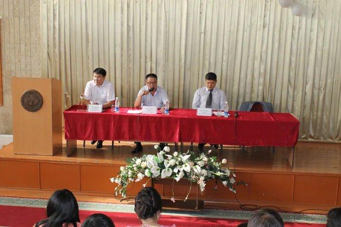 Семинар «Молодые лидеры Кыргызстана» прошел в Бишкеке