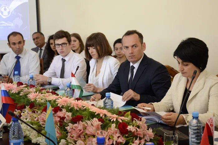 В Сисиане прошло заседание Совета по делам молодежи государств – участников СНГ