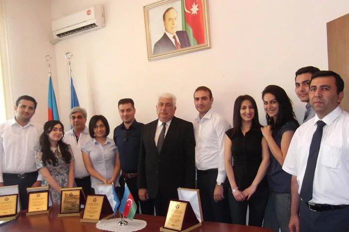 Подведены итоги конкурса исследовательских работ и проектов среди молодежи Азербайджанской Республики