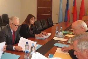 Рабочее совещание о проведении Форума регионов государств Содружества прошло в Москве