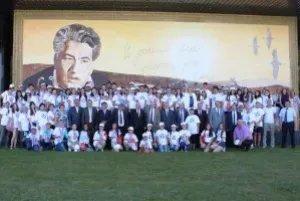 На Иссык-Куле завершается международный культурно-образовательный форум