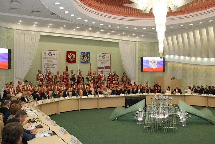 В Брянске прошел Международный форум «Год туризма в СНГ. Диалог культур – основа развития туризма»