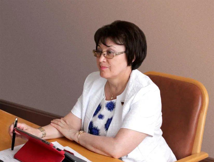 О возможности улучшить ситуацию в области народонаселения рассказала Салия Мурзабаева