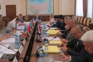 В столице Российской Федерации прошло заседание Комиссии по экономическим вопросам при Экономическом совете СНГ