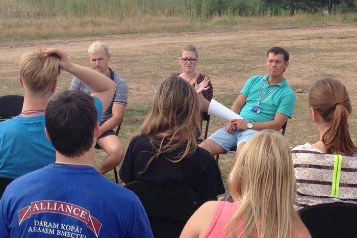 Участников международной смены форума Селигер познакомили с деятельностью ММПА СНГ
