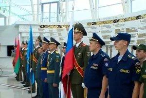 В Республике Беларусь выбирают лучших воинов СНГ