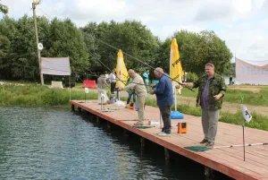 Команда представителей МПА СНГ посоревновались  в ловле рыбы с представителями генеральных консульств