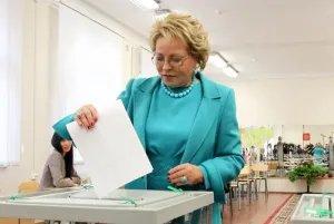 Валентина Матвиенко: «Каждый гражданин должен обязательно исполнить свой долг»