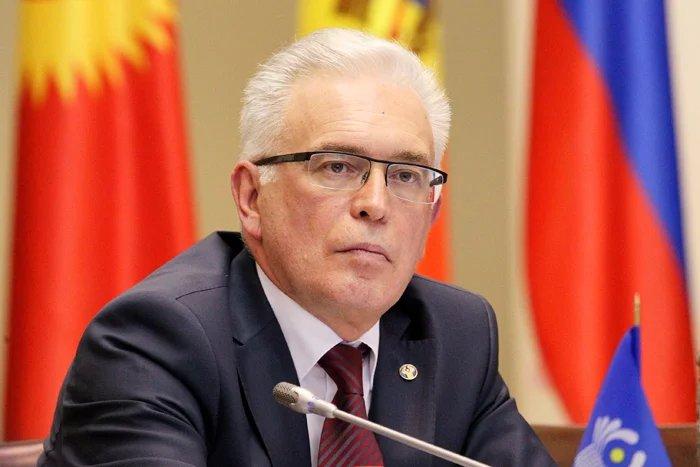 Генеральный секретарь Совета МПА СНГ принял участие в видеомосте Москва — Санкт-Петербург