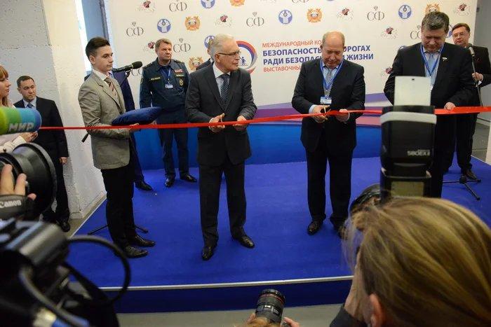 В Петербурге стартовал пятый международный конгресс «Безопасность на дорогах ради безопасности жизни»