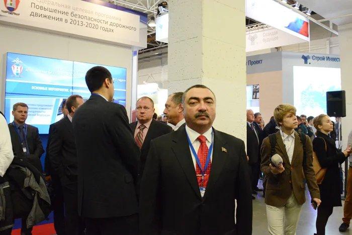 Руфат Гулиев высоко оценил проблематику пятого международного конгресса «Безопасность на дорогах ради безопасности жизни»