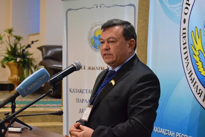 Фарход Рахимов ответил на вопросы журналистов