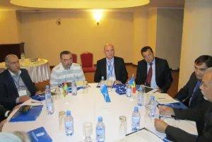Члены группы наблюдателей от МПА СНГ, находящиеся в городе Алматы, провели организационное совещание