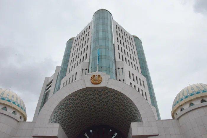 День выборов в Сенат Парламента Республики Казахстан