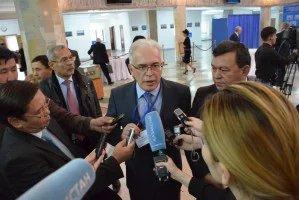 Алексей Сергеев: «Наблюдатели от МПА СНГ осуществляют мониторинг проведения выборов в 6 регионах страны»