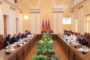 В столице Республики Армения прошло выездное заседание Контрольно-бюджетной комиссии МПА СНГ