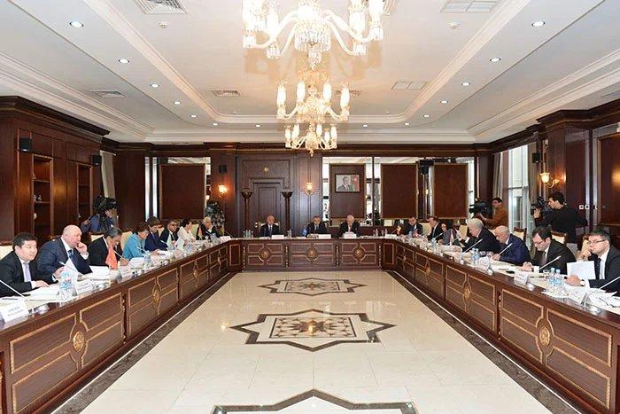 В Баку прошло заседание Постоянной комиссии МПА СНГ по культуре, информации, туризму и спорту