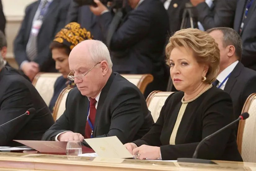 Председатель Совета МПА СНГ участвовала в заседании Совета глав государств СНГ