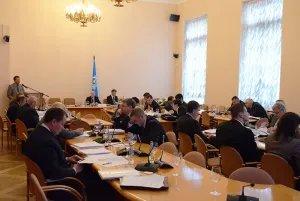 О вопросах обороны и безопасности говорили в Таврическом дворце