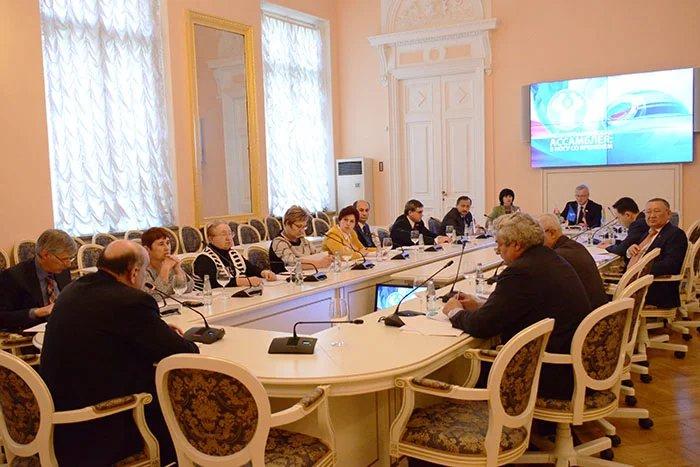Члены Постоянной комиссии МПА СНГ по науке и образованию участвуют в работе молодежного межпарламентского форума СНГ