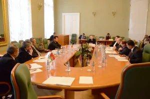 Вопросы экологии обсудили в Таврическом дворце
