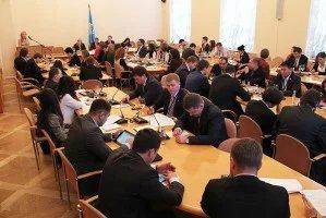 Молодежный межпарламентский форум СНГ. День второй