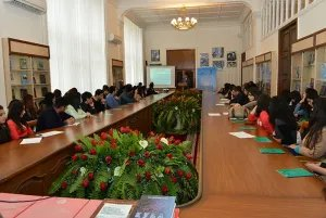 В Азербайджанской Республике прошел «круглый стол»  по вопросам  избирательного права