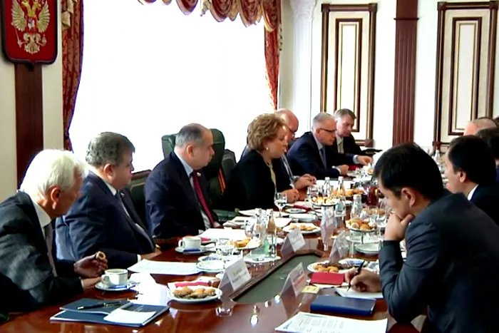 Председатель Совета МПА СНГ и послы государств-участников МПА СНГ обсудили вопросы расширения сотрудничества в гуманитарной сфере