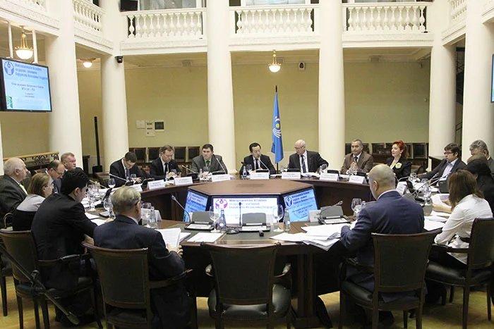В Таврическом дворце проходит 15-е заседание Экспертного совета МПА СНГ – РСС