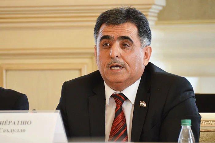 Саъдулло Зиёратшо принял участие в работе международной конференции «Избирательные процессы на пространстве СНГ»