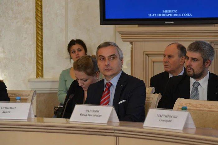 Жолт Солноки принял участие в конференции, посвященной избирательным процессам в Содружестве